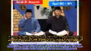 Video shiekh muammar za & shiekh chumaidi - surah 'AL BAQARAH' verse 183 - 184 [part 1] download MP3, 3GP, MP4, WEBM, AVI, FLV Juni 2018