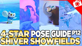 Shiver Snowfield 4-Star Pose & Request Guide | New Pokemon Snap