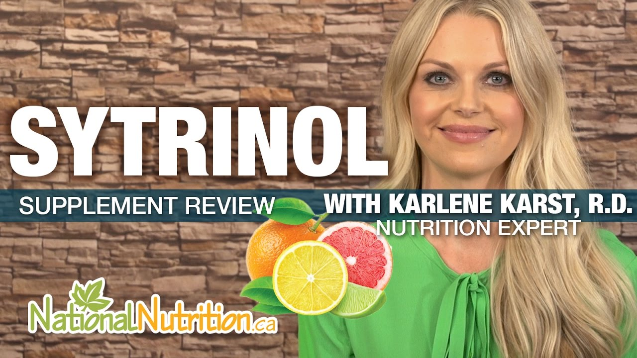 Professional Supplement Review - Sytrinol - YouTube