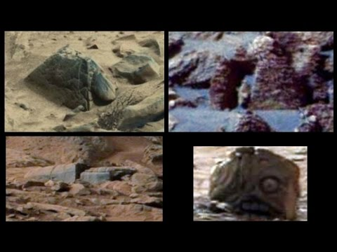 Five of the Best Anomalies on Mars Examined