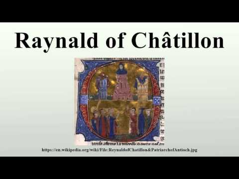 Raynald of Châtillon