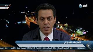 """بالفيديو..حقوقي فلسطيني: استمرار الاستيطان الإسرائيلي تحدٍ لـ""""مجلس الأمن"""""""