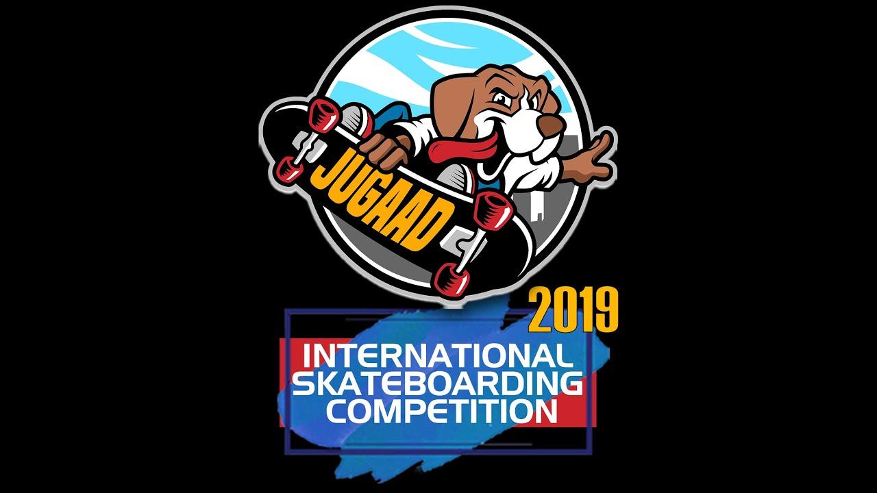 JUGAAD 2019 || INTERNATIONAL SKATEBOARDING COMPETITION || AFTERMOVIE