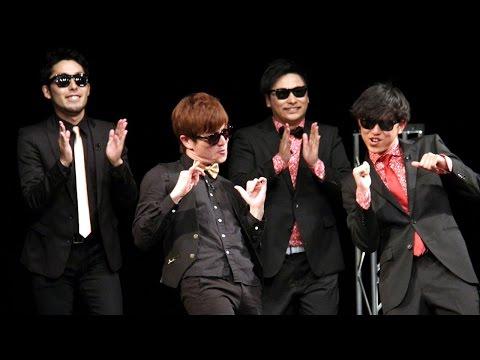 8.6秒バズーカー、オリラジと「ラッスン」共演!東京初の単独ライブ #8.6sec Bazooka #Lassen gorelai