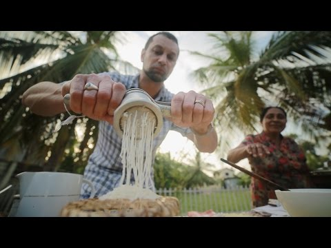 Sr Lanka Food Documentary Film | Sri Lankan Cooking Cuisine | Sri Lanka Spices |  Cha's Organics
