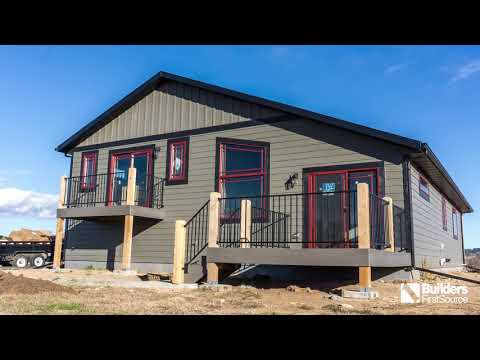 New Construction Home By Redwater Homes Of Spearfish, SD