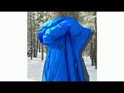 0a60c306e05 Synthetic Insulating Jackets: Black Diamond Stance Belay Parka - YouTube