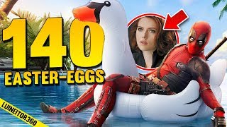 DEADPOOL 2 - 140 Secretos, Cameos, Referencias y Easter Eggs de la Película (SPOILERS)