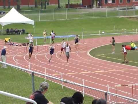 CAC Track Championships 2012 - Salisbury University - Men