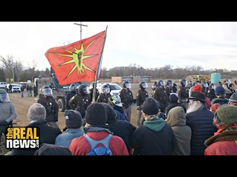 Nationwide Actions Demand Army Corps Block Dakota Access Pipeline