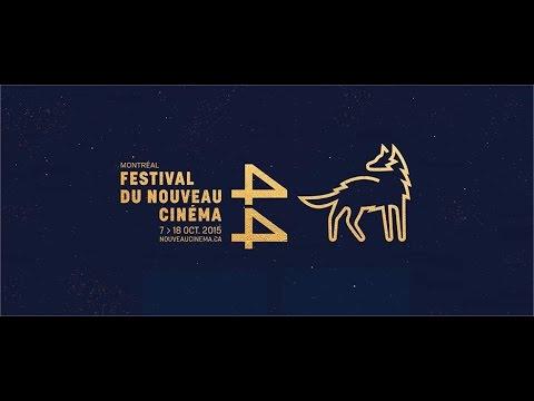 Festival du nouveau cinéma 2015 (Bande-annonce - 30'')