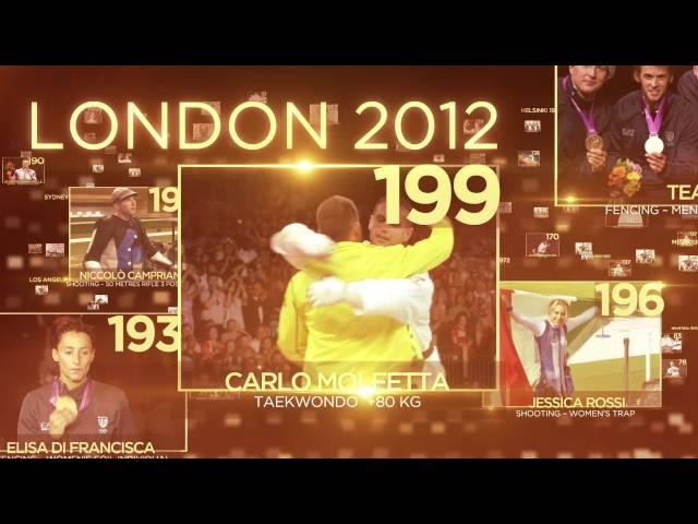 Italia Team: duecento volte oro!