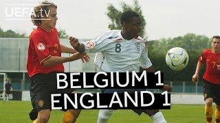 HAZARD, WELBECK, WORLD CUP 2018: ENGLAND face BELGIUM in 2007 UEFA European Under-17 Championship
