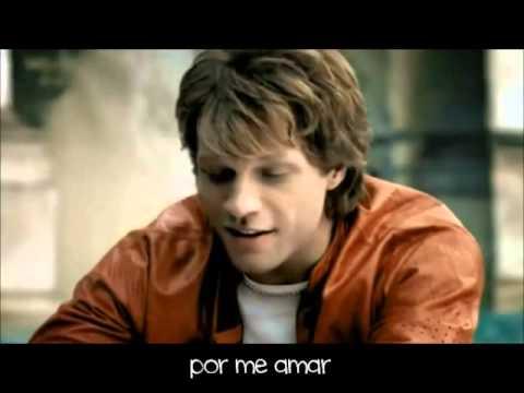 Bon Jovi - Thank you for Loving me (Legendado -Br)