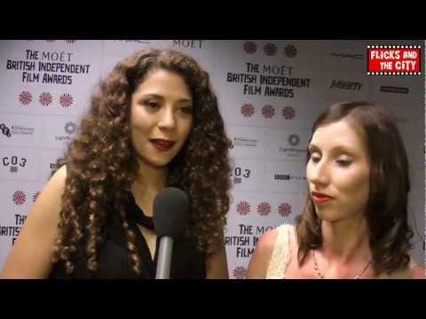 Mahalia Belo & Casey Herbert Interview on Volume - 2012 BIFA Best Short Film