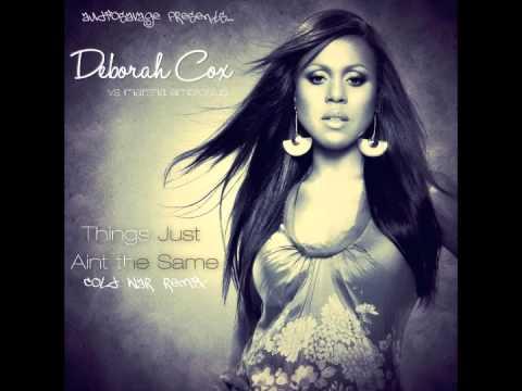 Deborah Cox vs Marsha Ambrosius - Things Just...