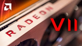 AMD Radeon VII - Everything You Need To Know!