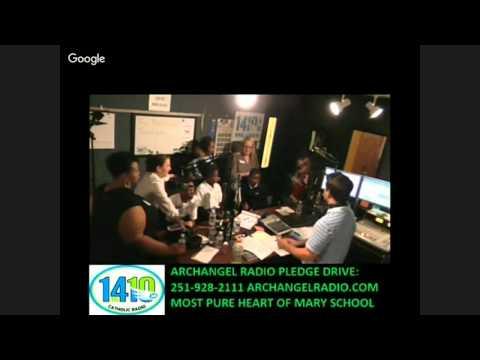 Most Pure Heart of Mary School on Fall 2015 Archangel Radio Pledge Drive