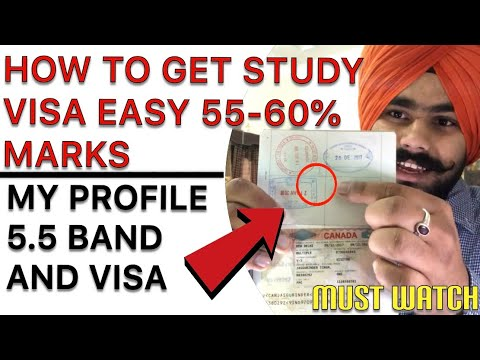 Passport Received After Canada Visa Stamp | Talking About Some Fake Agents | My Profile 2019 Intake