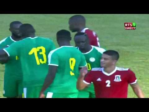 En direct Sénégal/guinée Equatoriale 2ème mi-temps