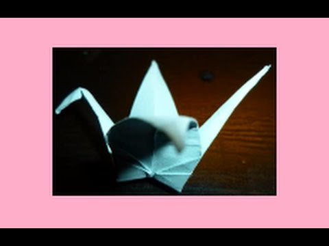 Easy Origami Crane Instructions | 360x480