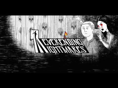 Neverending Nightmares - ПОЛНОЕ ПРОХОЖДЕНИЕ! ЖЕСТКИЙ ФИНАЛ!