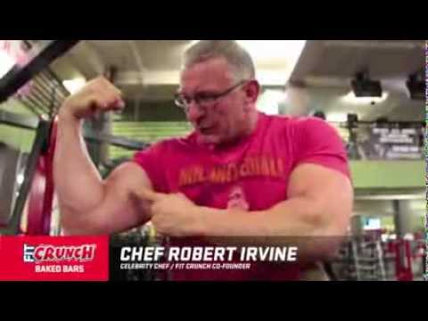 Chef Robert Irvine Bicep Tip