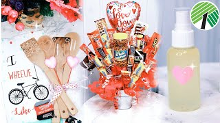 Valentine's Day Gifts They Actually Want! Dollar Tree Diys   Easy Unique Gifts To Buy