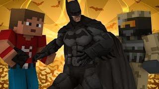 Dansk Minecraft - Build Battle: BATMAN?! #24