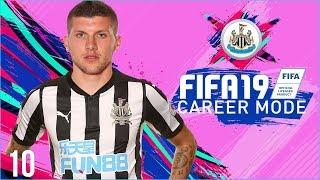 FIFA 19   Newcastle Career Mode   S3 Ep10 - SCORPION KICK ASSIST!!