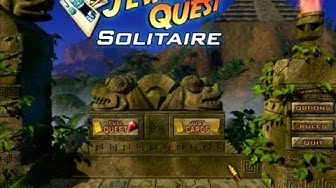 Jewel Quest Solitaire 1: where it all began
