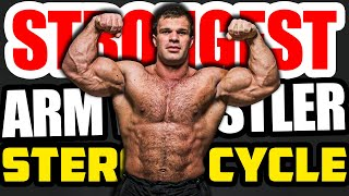 Denis Cyplenkov's Steroid Cycle - The Strongest Arm Wrestler Of All Time?