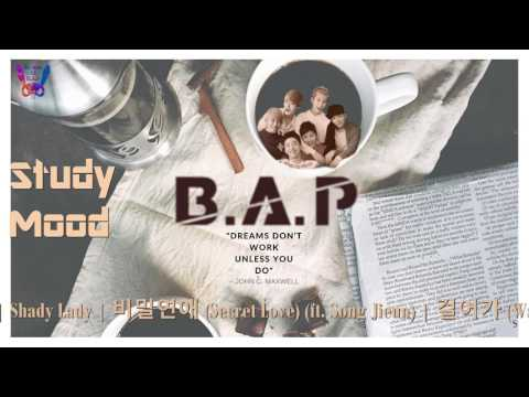 Focus with B.A.P ♪ [~study mood~]