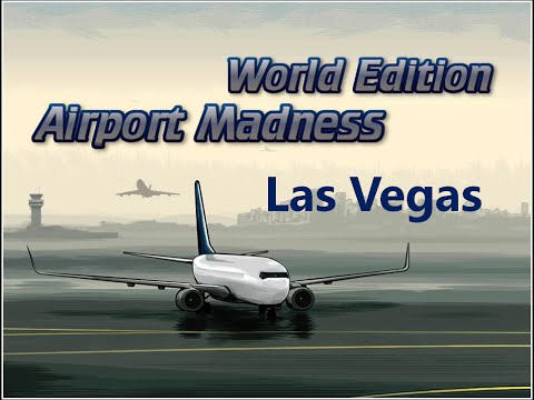 AIRPORT MADNESS WORLD EDITION - Las Vegas  