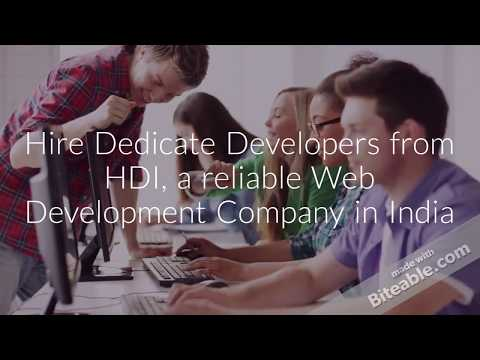 Hire Dedicated Developers and Programmers from India