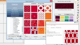 Video 4 – Adding Fabrics to the Project