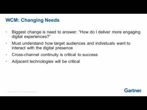 Gartner Ready Aim Fire The New Imperative for Managing Customer Experience