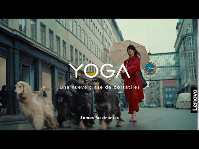 Lenovo YOGA - For All of Us