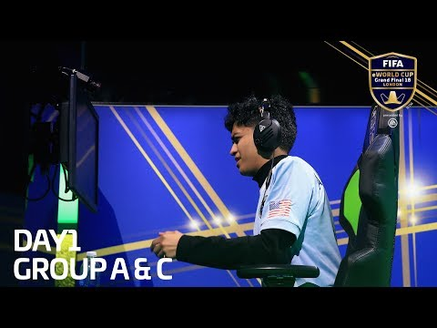FIFA EWorld Cup 2018- Groups A & C (Spanish Commentary)