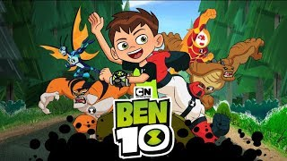 Ben 10 Guess the Hero by the Picture (CN Games)
