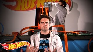 How The Slow Mo Guys Made It Epic with Hot Wheels | Hot Wheels