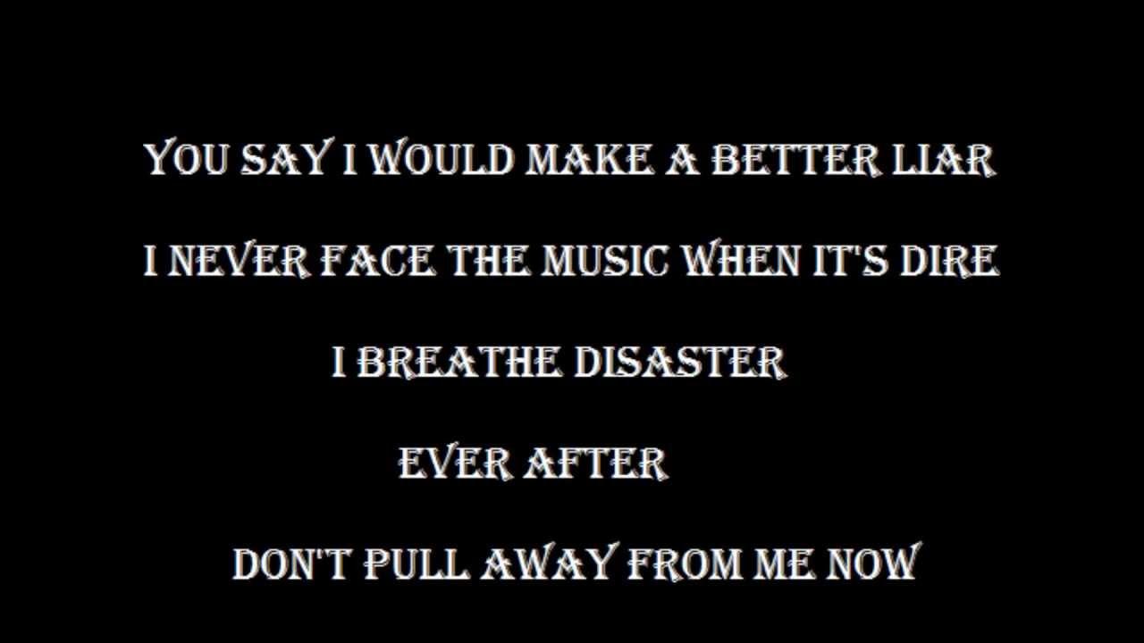 Marianas Trench - Ever After Lyrics | MetroLyrics
