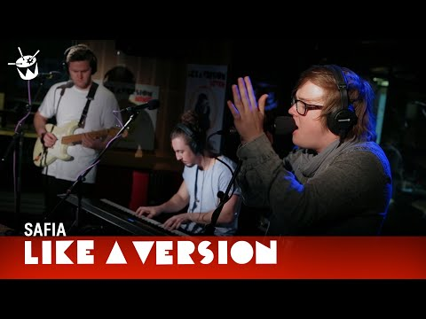 SAFIA - Counting Sheep (live on triple j)