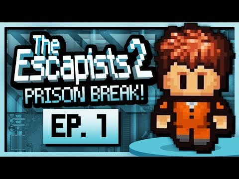 PRISON BREAK! - THE ESCAPISTS 2 Part 1