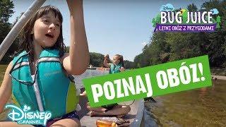 ⛺ Poznaj obozowiczów   Bug Juice: letni obóz z przygodami   Disney Channel Polska