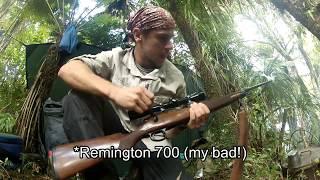 New Zealand Two Day Hunting Bushcraft Trip