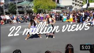 Roskill Int Comp Performance - Auckland Diwali Street