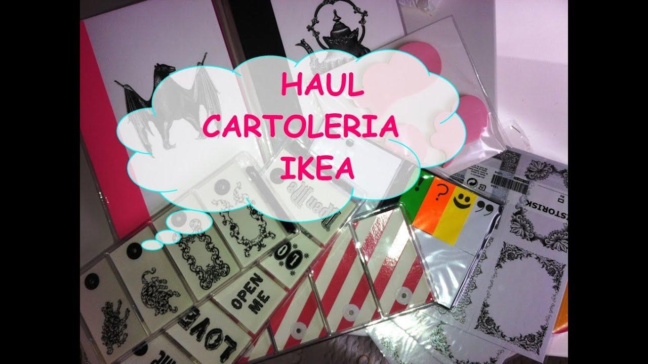 Ikea Ufficio Acquisti : Haul acquisti cartoleria ikea scuola ufficio decorazione agenda