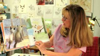 Judy Schachner Reads Aloud from Bits & Pieces