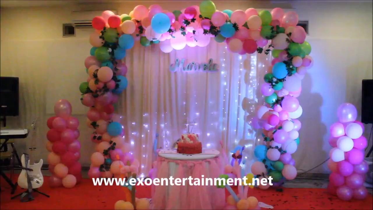 dekorasi sweet 17th dirumah YouTube